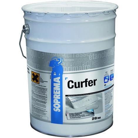 CURFER en 20 kg GRIS RAL 7032