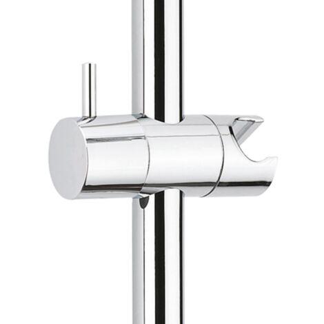 Curseur de colonne de douche Valentin de diamètre 25 mm