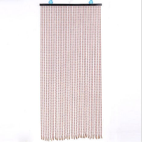 Curtain for bedroom porch door window mosquito net 90x195cm 36 Line