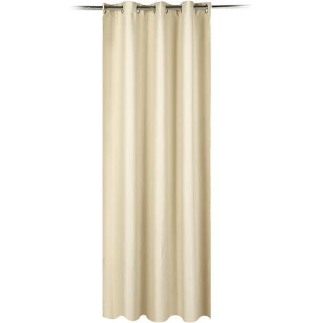Curtain Single Panel 1.5¡Á2M Beige
