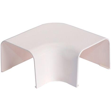 Curva plana para canaleta ClimaPlus -Disponible en varias versiones