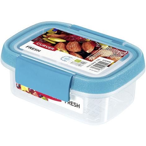 CURVER CURVER Frischhaltedose Smart Fresh 0,2l rechteckig transparent/hellblau
