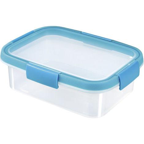 CURVER CURVER Frischhaltedose Smart Fresh 1l rechteckig transparent/hellblau