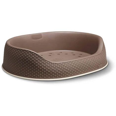 Curver Dog Basket 87x69x19 cm Mocha 700331