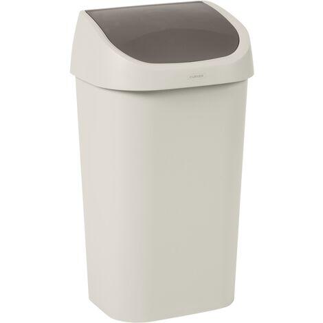 Curver ist Schaukel recycelt Mistral PVC beige 50L