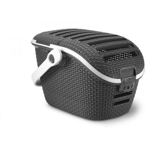 Curver Pet Carrier 51x38x33 cm Anthracite 715085
