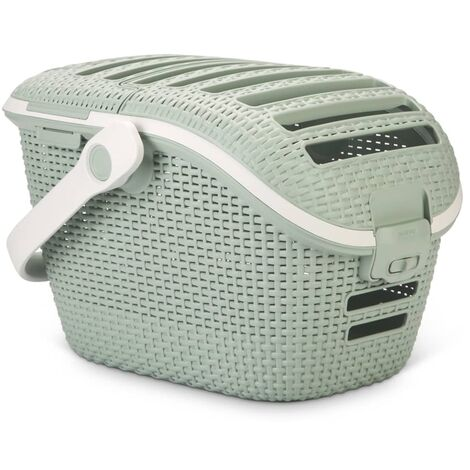 Curver Pet Carrier 51x38x33cm Misty Blue - Blue