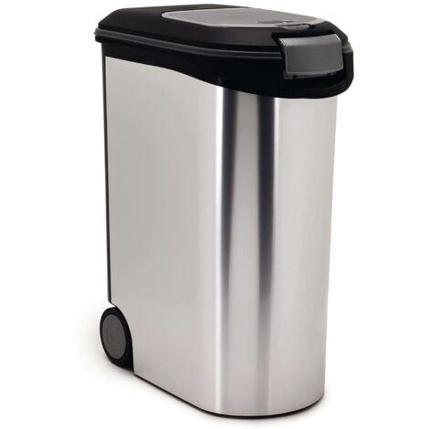 Curver Pet Food Container 12 kg 35 L Silver 794073
