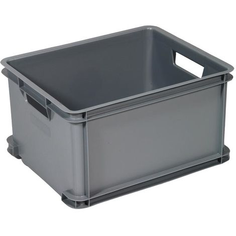Curver Unibox Classics Stapelbare Aufbewahrungsbox 30 L