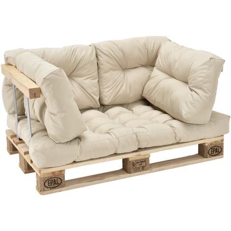 Set Cuscini Per Divano.Cuscini Per Paletta Euro Sofa Tavolozze Set Di 5 Cuscino