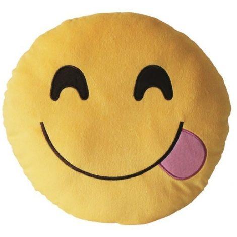 Emoji Cuscini.Cuscini Smile 12 Emoji C1709000