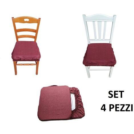 Set cuscini per sedie al miglior prezzo