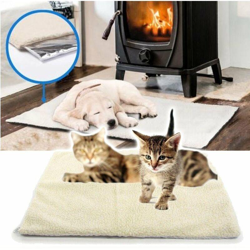 Tappeto Morbido Per Cani : Cuscino letto tappeto auto riscaldamento termico pet bad per cane