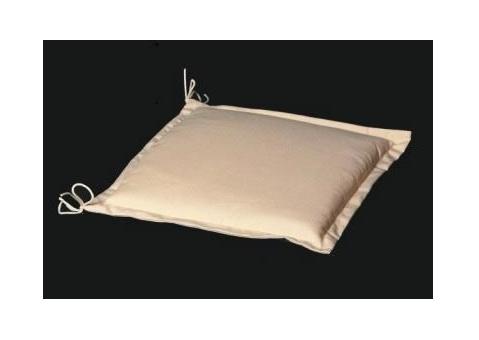 Cuscini Con Schienale Per Sedie Da Esterno : Cuscino per sedia cm papillon poly gr colore beige