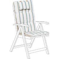 Cuscini sedie giardino 50 x 40 al miglior prezzo