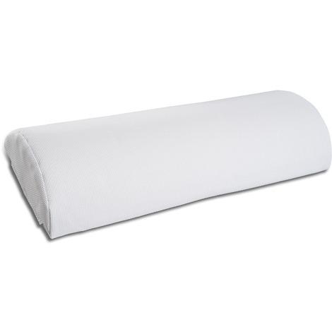 Cuscini Per Sedie Sdraio.Cuscino Poggia Testa Per Sedia Sdraio Con Elastico Col Bianco
