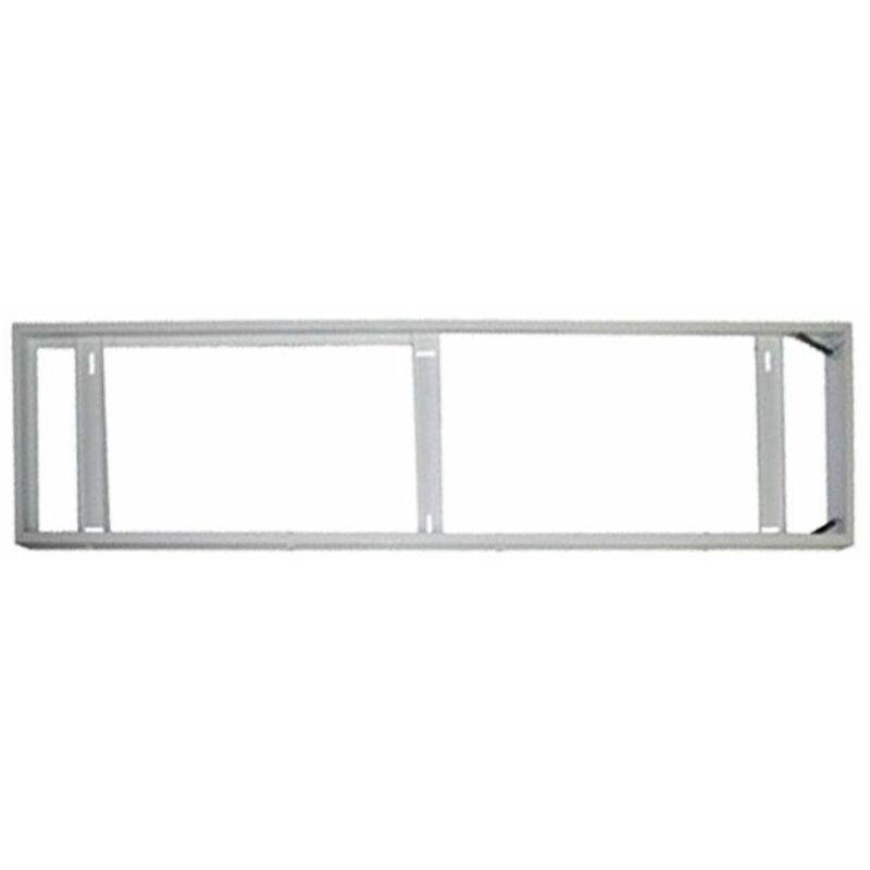 Supporto per Montaggio a Plafone Pannelli LED V-TAC 1200*300mm Colore Bianco