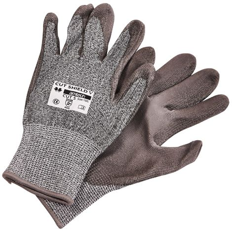Cut Resistant Pu Coated Work Gloves (12 Pack)