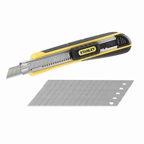 Cutter à cartouche Fatmax STANLEY - plusieurs modèles disponibles