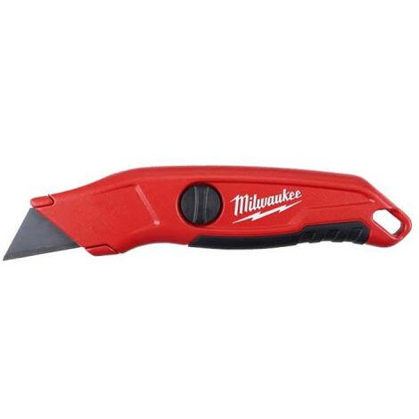 Cutter MILWAUKEE à lame fixe bimatière 4932471361