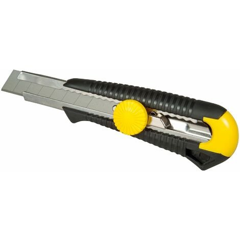 Cutter MPO - Fourni avec 1 Lame 18 mm - STANLEY, 1-10-418