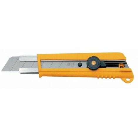 Cutter Profesional 25X0,7Mm Abs Olfa