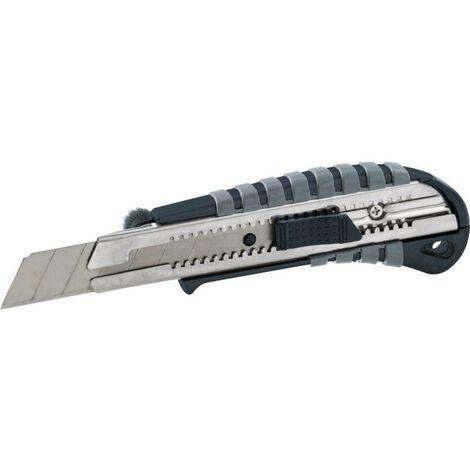 Cutter professionnel à lame sécable avec fonction auto-bloquante, 25 mm kwb 015125 1 pc(s)