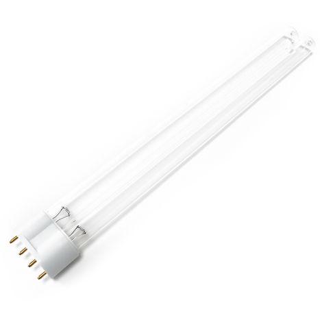 CUV-218 Tubo lámpara UV-C 18W para filtro de luz UVC clarificador estanques Repuesto Recambio SunSun