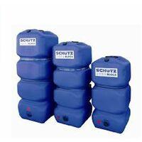 Cuve à eau aérienne SCHUTZ AQUABLOCK 600 LITRES stockage eau potable ou eau de pluie