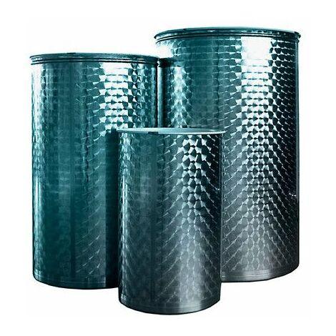 Cuve ECO pour huile acier inoxydable 304/500L