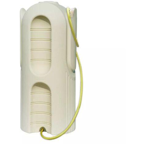 Cuve Ecopluie 800 litres beige pour la récupération de l'eau de pluie
