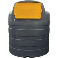 Cuve gasoil 2500 litres equipée - Luro