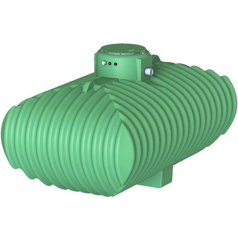 Cuve récupération eau de pluie Ecociter pré équipée - 10 000 L