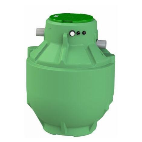Cuve récupération eau de pluie Ecociter pré équipée - 1000 L