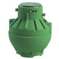 Cuve récupération eau de pluie Ecociter pré équipée - 1500 L