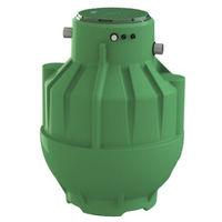 Cuve récupération eau de pluie Ecociter pré équipée - 2000 L