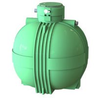 Cuve récupération eau de pluie Ecociter pré équipée - 7000 L