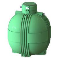 Cuve récupération eau de pluie Ecociter pré équipée - 8000 L