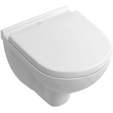 Cuvette de WC suspendue O.NOVO COMPACT - Couleur: BLANC