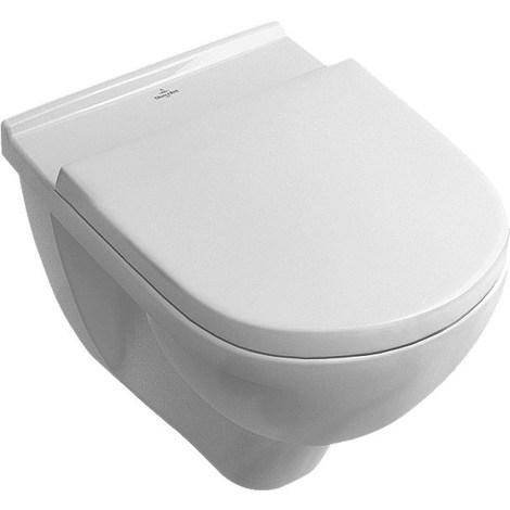 Cuvette de WC suspendue O.NOVO - Couleur : BLANC