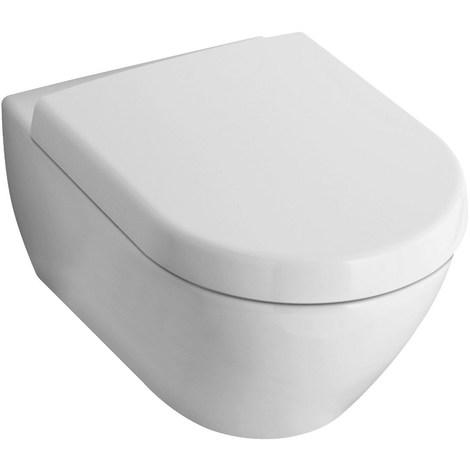 Cuvette de WC suspendue SUBWAY 2.0 - Couleur : BLANC
