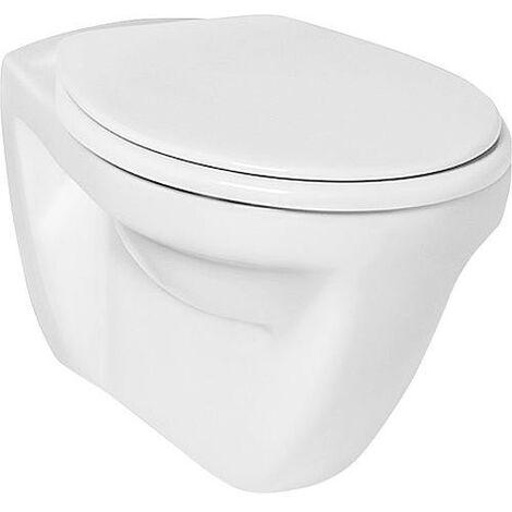 Cuvette suspendue WC à fond plat Eurovit