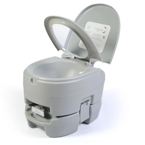 Cuvette Toilette Portable WC 5 Gallon 24L (12L+12L)