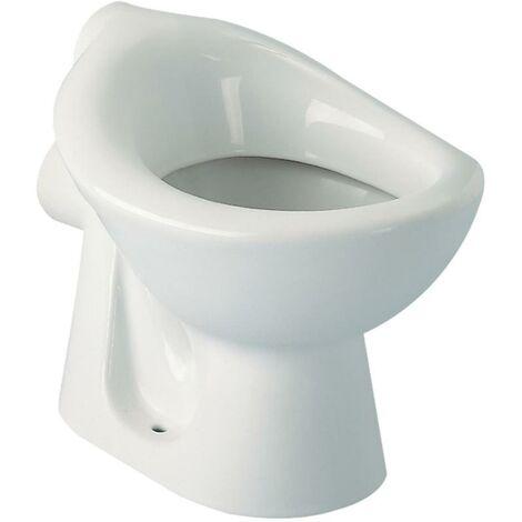 CUVETTE WC CRECHE - CUVETTE WC CRECHE H 24CM BLC