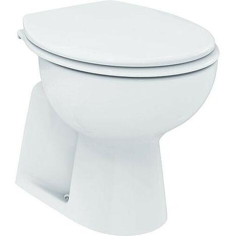 Cuvette WC sur pied à fond creux Eurovit
