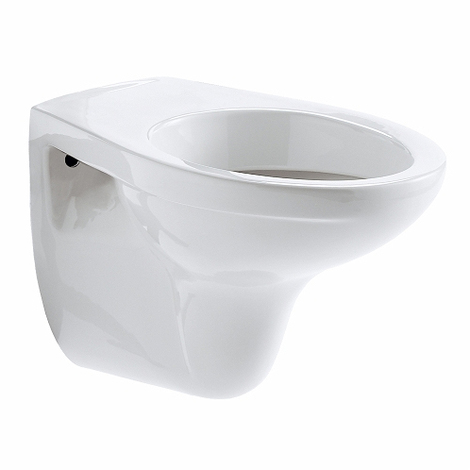 large éventail prix pas cher beau lustre Cuvette WC suspendu Bastia Allia sans trous d'abattant