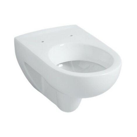 Cuvette WC suspendue - 36x54 cm - Renova - Blanc