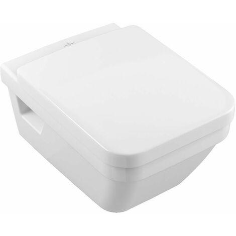 Cuvette WC suspendue à fond creux sans bride Architectura 370 x 530 mm