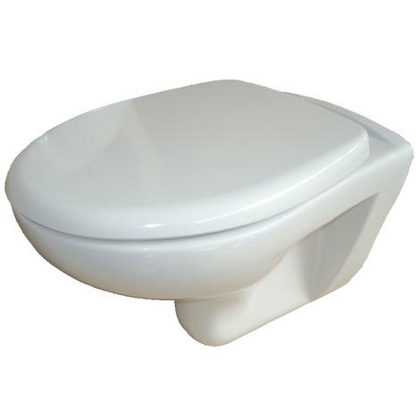 Cuvette WC suspendue ANCOSWING blanc