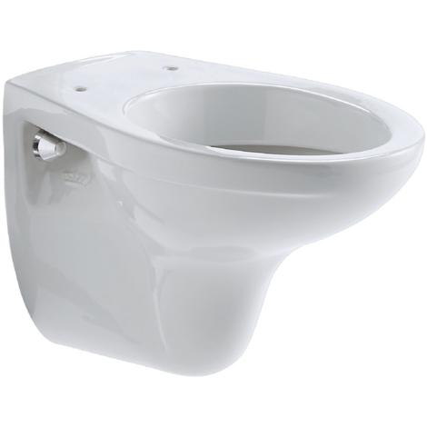 Cuvette WC suspendue Geberit Bastia 52x36 blanc